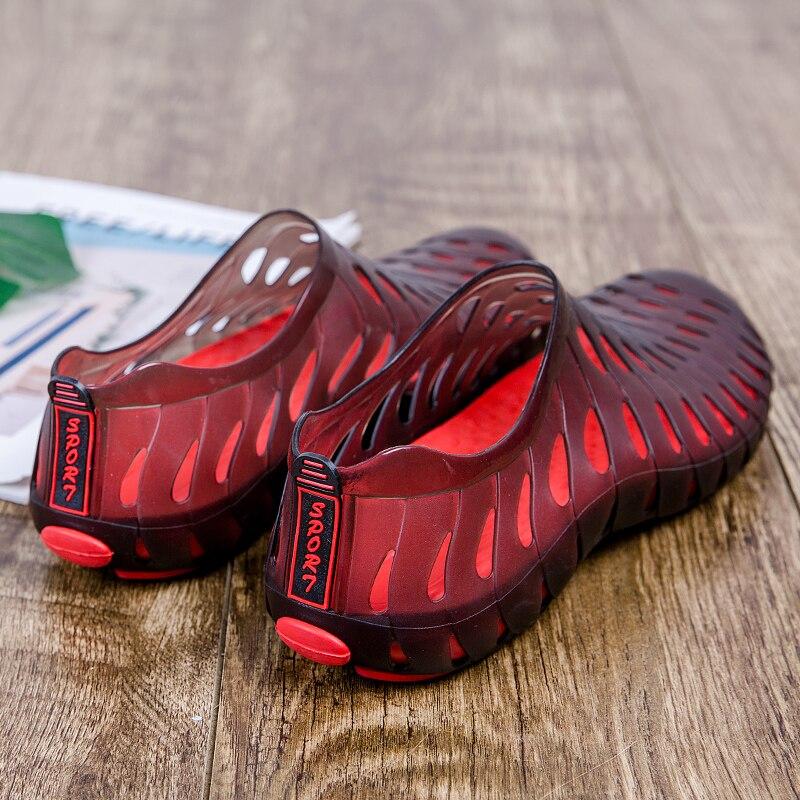 YSOKRAJ Brand New Men&Women Aqua Shoes Outdoor Beach Water Shoes Upstream Creek Snorkeling Neoprene Non-Slip Lightweight Wading 5