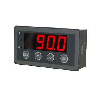 Licznik z wyświetlaczem cyfrowym 0-10V 0-20mA 2-10V 4-20mA analogowe wejście sygnału Panel wyświetlacza do montażu na ścianie z wyjście przekaźnikowe RS485 portu tanie i dobre opinie BRIGHTWIN Elektryczne Cyfrowy tylko 79x43x25mm BRT IVDM -20-+65℃ 0 01 8-25VDC 0-10V 4-20mA 0-20mA 2-10V none Relay RS485 Modbus