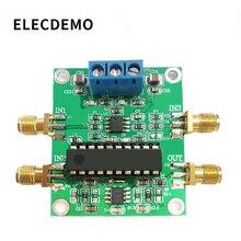Ad630 lock in amplificador lia módulo de modulador equilibrado detecção sensível à fase