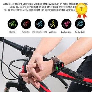 Image 3 - 2019 Waterproof swimming Smart Watch ecg ppg heart rate blood pressure oxygen Smartwatch Fitness Tracker Bracelet Wristband man