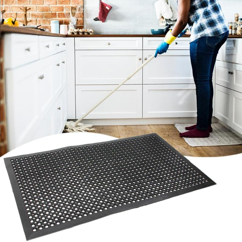 Anti Fatigue Drainage Rubber Floor Mat