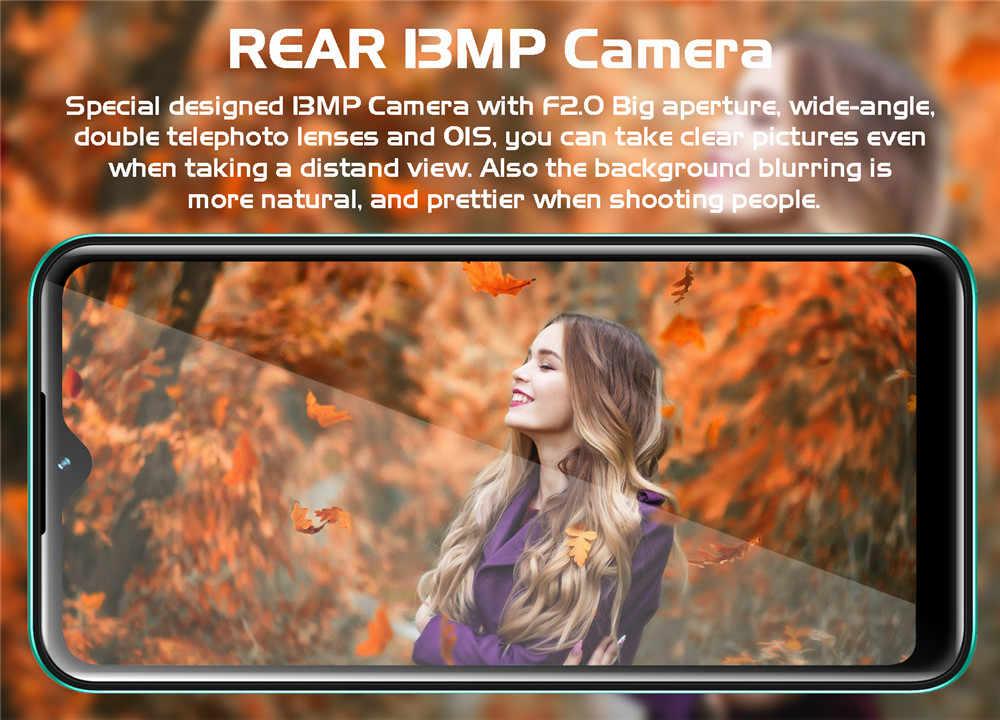 A80 الهواتف الذكية العالمية 4GB RAM 64GB ROM رباعية النواة 5MP + 13MP كاميرا أمامية/خلفية هواتف محمولة أندرويد OS face ID مقفلة واي فاي