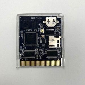 Image 2 - Картридж игровой EZGB EZ FLASH Junior GB GBC, картридж игровой Remix для игровой консоли GAMEBOY DMG GBP GBC, картридж игровой