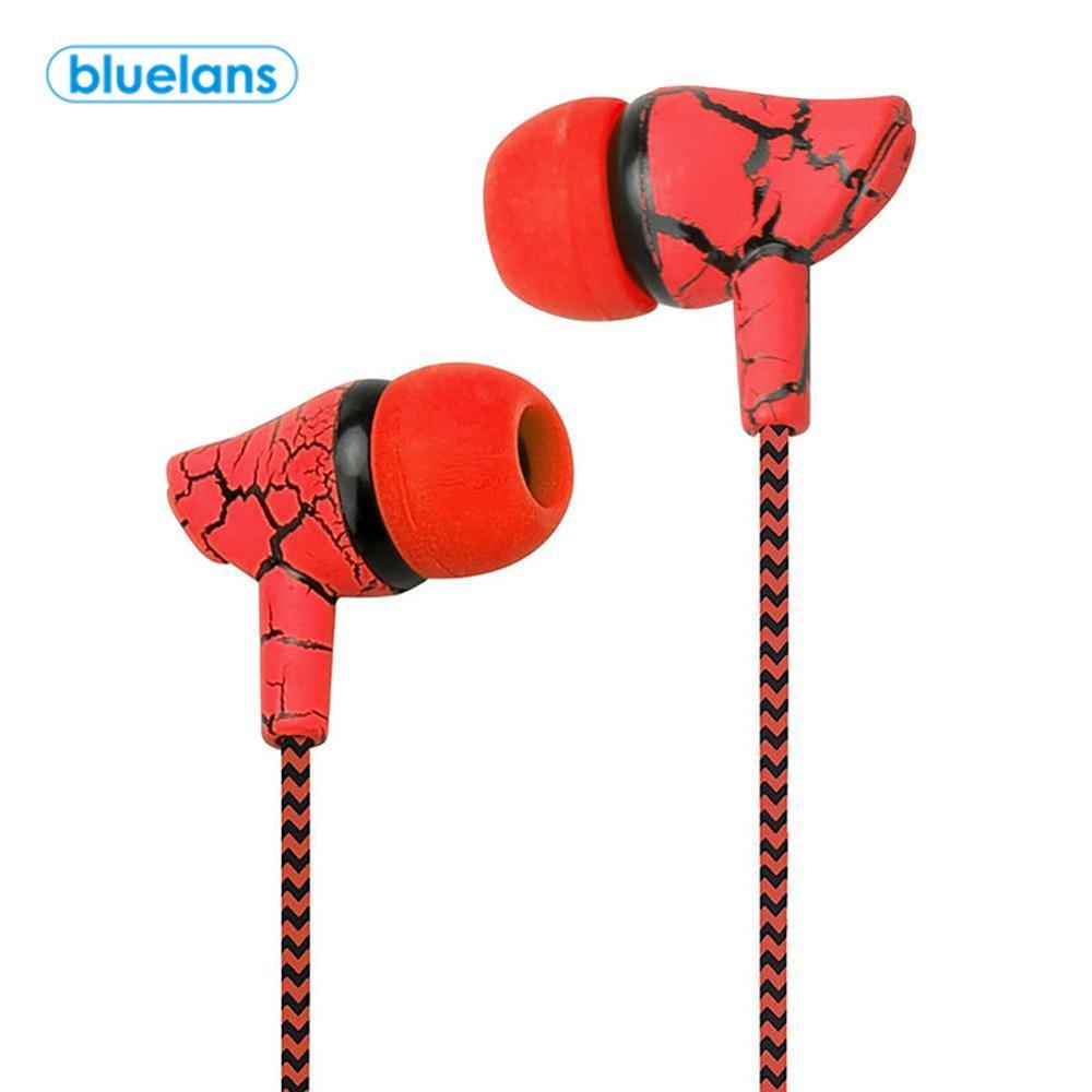 Новые модные наушники, проводные наушники-вкладыши с микрофоном, портативная игровая гарнитура, стереонаушники с басами для iPhone, MP3, LG, ПК