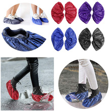 Boots Shoe-Covers Carpet Cleaning-Protective-Covers Washable Waterproof 1-Pair Sneakers