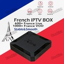 IPTV France French IPTV Box for IPTV smarters iptv m3u  for iptv Europe France Arabic Spain match x96 Smart TV Box Top tv Box europe france iptv european spain nl iptv m3u abonnement 1 année year uk sport francais iptv french reseller panel code for iptv