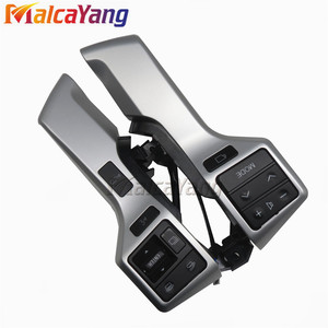 Image 3 - 84250 60180 8425060180 Multifunction Steering Wheel Control Switch for Toyota Land Cruiser Prado