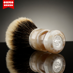 Image 2 - OUMO แปรง โปรโมชั่น handmade แปรงโกนหนวดจับ