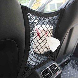Car Tidy Cargo tylny bagażnik schowek w fotelu kieszeń na organizer elastyczna siatka torba z siateczką Hot