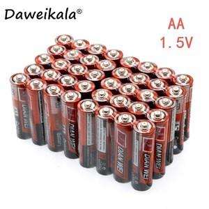 40pcs/Lot Daweikala AA battery 3000 1.5 V Quanlity battery AA 3000mAh NI-MH 1.5V High quality batteries Battery