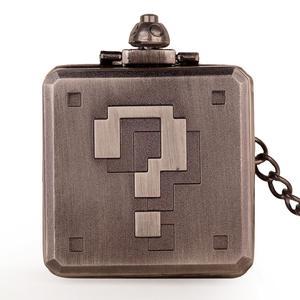New Arrival Square Steampunk Q