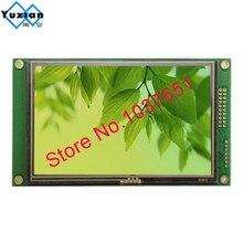5 zoll TFT 800*480 8bit parallel spi iic I2C LT7683 ESP32 touch panel Neue und original 3,3 v LT050D