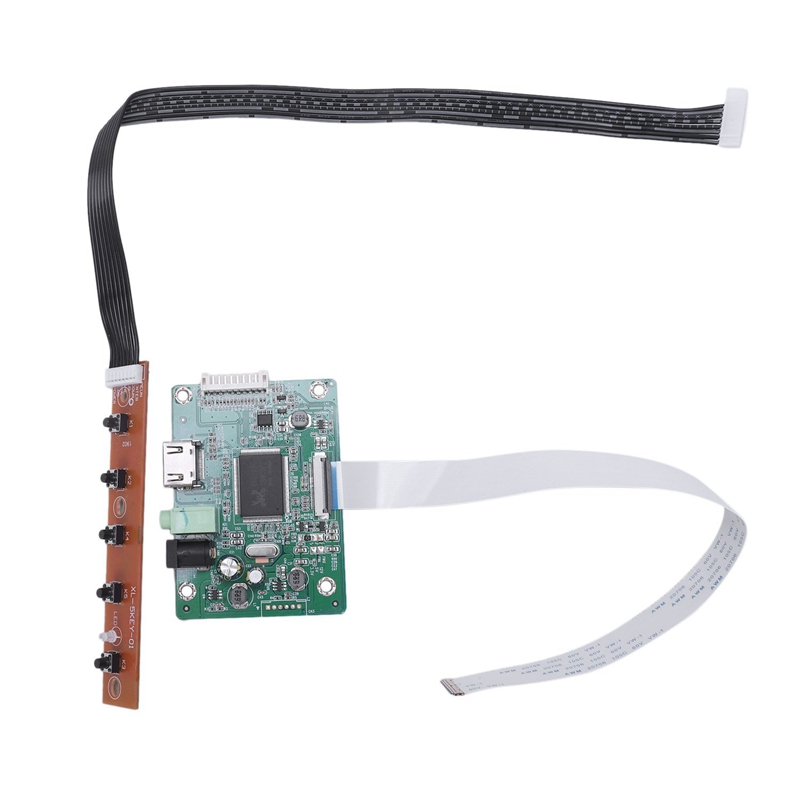 30Pin Hdmi Edp Lcd Controller Board Driver Kit Lcd Driver Board For 1080P 10.1 Inch 11.6 Inch 13.3 Inch 14 Inch 15.6 Inch 17 Inc Motherboards     - title=