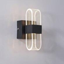 Decoracion hogar moderno светодиодный бра внутренней отделки