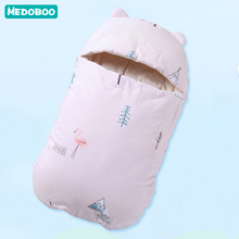 Medoboo Newborns Envelope for Discharge Stroller Baby Sleeping Bag Diaper Cocoon Maternity Hospital Kit