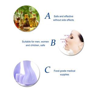 1 шт. нос формочек силикон обработка подъема нос клип Красота Профессиональная Косметика для дыханием Портативный Новая мода зажимы для носа