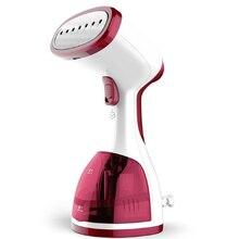 Отпариватель для одежды, портативный ручной отпариватель для ткани, быстрый нагрев мощный отпариватель для путешествий для одежды US Plug