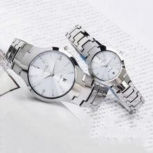 Lsvtr мужские и женские часы из вольфрамовой стали кварцевые