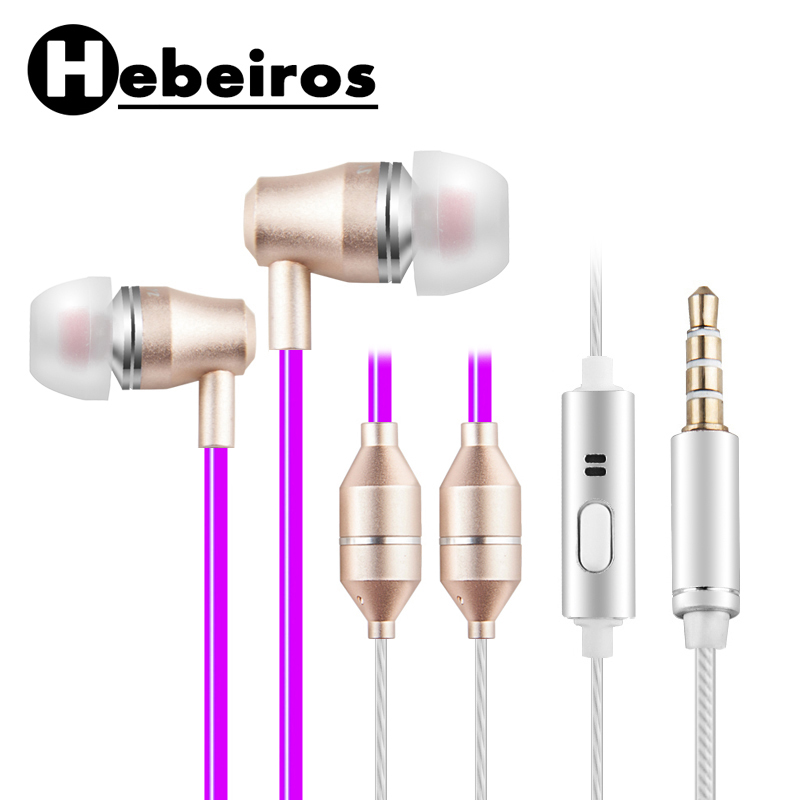 White air tube N79 Stereo Music Anti-radiation Earphone Air Tube principle Noise Reduction 3.5mm Radiation Free Headset Mic