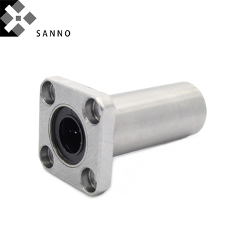 LMK30LUU / LMK35LUU Square long linear bushing bearing LMK-LUU flange motion ball slide block bearings for printing machine