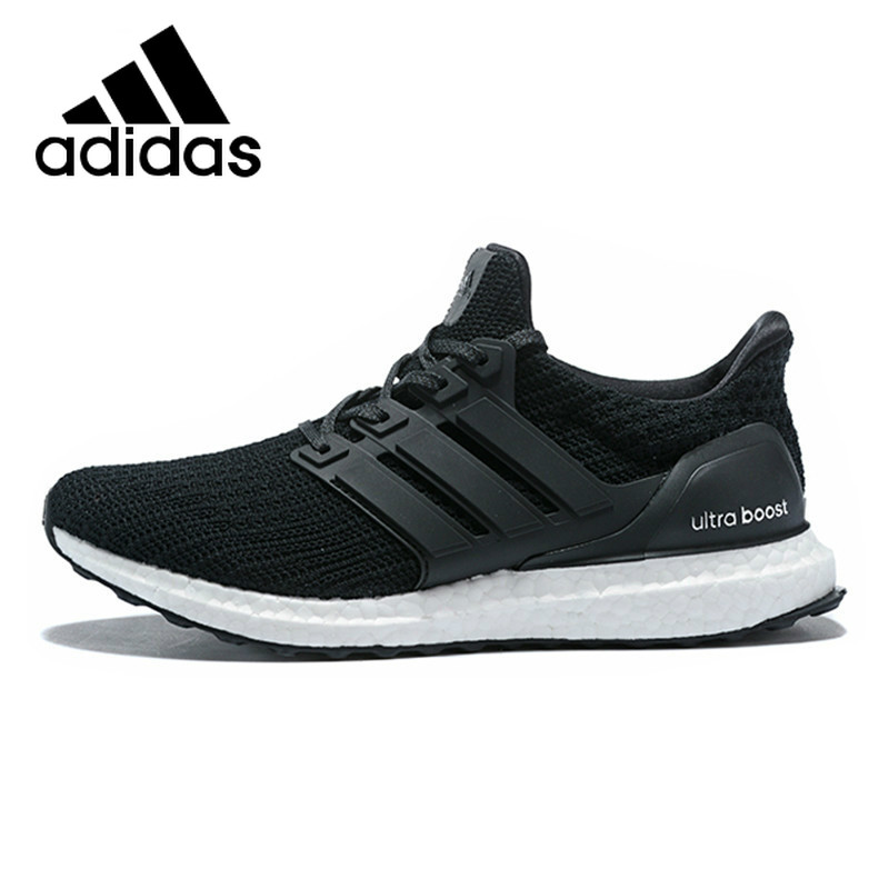 Original <font><b>Adidas</b></font> Ultra Boost UB 4.0 Unisex Running Shoes Mesh Breathable Sport Outdoor <font><b>Sneakers</b></font> New Arrival BB6166/BB6168/AC8067 image