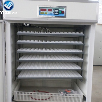 1000 eggs incubator for sale in zimbabwe/CE approved poultry chicken hatchery machine/egg incubator hatchery mini chicken egg incubator automatic 48 eggs hatching machine for sale de au free shipping