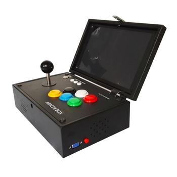 mini arcade cabinet/mini arcade video game machine цена 2017