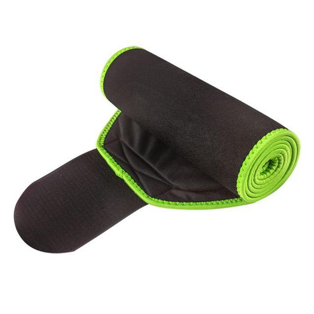 1PC Sweat Waist Trainer Body Shape Shaper Sweating Corset Belt Slimming Fitness Corset Belt Healthy Weight Loss 3