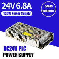 24V 150W PLC Schaltnetzteil Quelle Transformator LED Industrielle ausrüstung sicherheit überwachung webcam netzteil