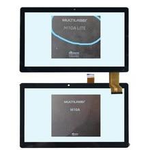 Nova Digitador Da Tela de Toque de 10.1 polegada Para Multilaser M10a Modelos NB331 Nb253, nb254 E Nb277 / Multilaser M10a Lite Nb267 Nb268