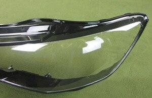 Image 4 - פנס שקוף כיסוי אהיל פגז פנס עדשת פנס זכוכית מנורת מעטפת זכוכית לאאודי A6L C7 2016 2017 2018