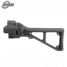 ZHENDUO OUTDOOR LDT MP5 Retractable/Folding Butt Hunting Gun Accessories