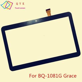 Black 10.1 inch for BQ 1056L 1057L 1077L 1084L 1085L 1045G 1081G 1082G 1083G Capacitive touch screen panel repair replacement - discount item  6% OFF Tablet Accessories