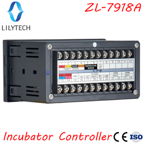 Image 2 - xm 18, ZL 7918A, Egg Incubator Controller, Multifunction Automatic Temperature Humidity Control,100 240Vac,CE,ISO,Lilytech,xm 18
