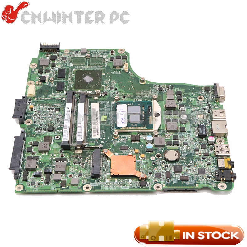 NOKOTION DA0ZQ1MB8D0 MB.PSM06.001 MBPSM06001 For Acer Aspire 4745 4745G Laptop Motherboard HM55 GPU 512MB DDR3