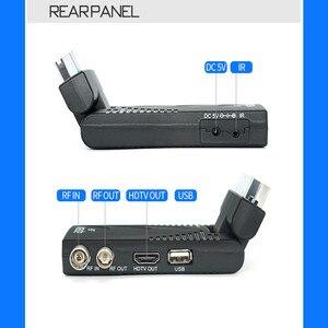 Image 3 - DVB T2 TV Tuner Scart TV Box Digital Terrestrial Receptor WIFI Receiver Youtube Set Top Box H.265 HD 1080P Support Phone Remote