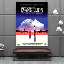 Wall Art Evangelion Canvas Painting Picture Print Home Decor Animation Role Poster Cuadros For Living Room Modular Frameworks