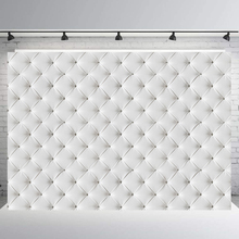 BEIPOTO белое кожаное изголовье фотофоны фото реквизит для студии, фон виниловая ткань вечерние украшения wallpaperB-399