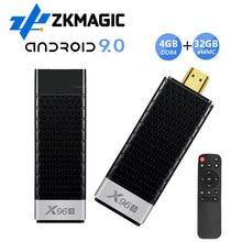 Tv-Stick Smart-Tv-Box X96S Android 9.0 Amlogic S905y2 Media-Player Bluetooth Quad-Core
