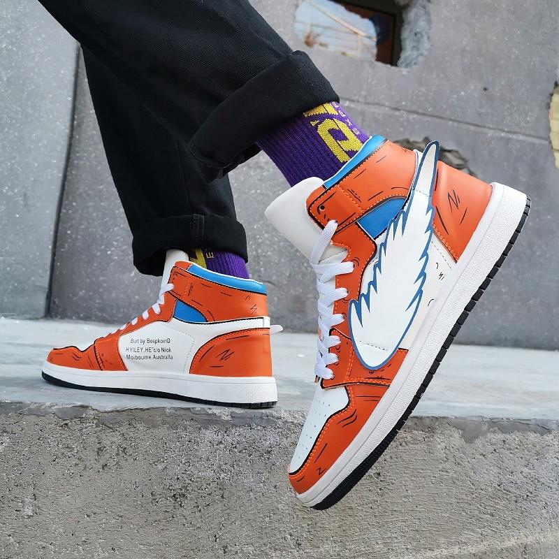 Men wheat sports shoes color tide shoes one air force board shoes couple shoes