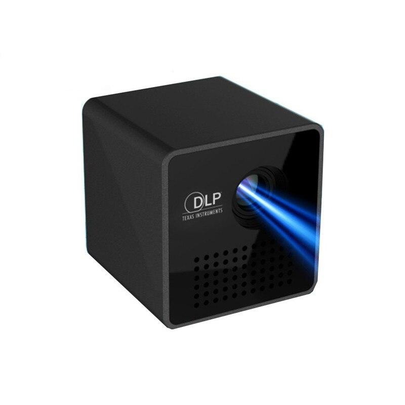 UNIC nouveau Mini projecteur DLP P1 + H Plus connexion sans fil Wifi pour IOS/Android/PC Support Portable DLNA projecteur de film à domicile - 6