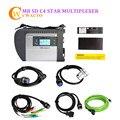 MB STAR C4 SD CONNECT V2020.06 Compact 4 Star мультиплексор Диагностика с WIFI для автомобилей и грузовиков с бесплатным DTS Monaco & Vediamo