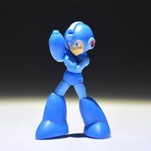 3.5cm mega homem rockman minifigura mini figura brinquedos