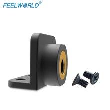 Feelworld Feelworld F450 F550 F570 FW450 등을위한 1/4 인치 나사 잠금 마운트 포인트 카메라 필드 모니터 Gimbal Stabilizer Rigs