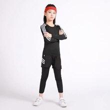 Белый Повседневный пуловер с бретельками и штаны для девочек; комплект детской одежды; коллекция года; осенняя одежда для активного отдыха; спортивная одежда с длинными рукавами