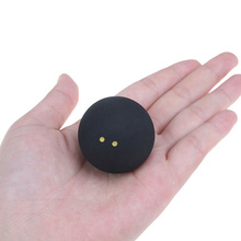 Player Squash Ball Rubber Dots-Tool Competition 4cm Bounce Round Elasticity Professional