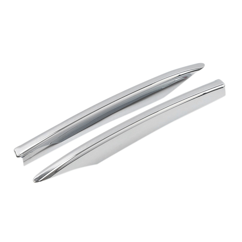 1 Pair of Headlight Eyebrows  Headlight Eyebrow Stickers  Car Headlight Trim  Suitable for Golf 7 MK7 GTI R Rline|Styling Mouldings| |  - title=