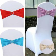 Эластичный чехол для стула на стул свадьбы вечеринки банкета