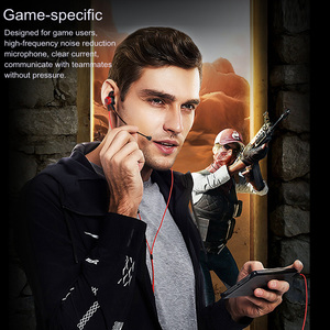 Image 2 - Langsdom Gaming Headset For Phone Earphone Xbox Gamer PS4 Headphone With Mic Stereo PUGB Headset Gamer auriculares fone de ouvid