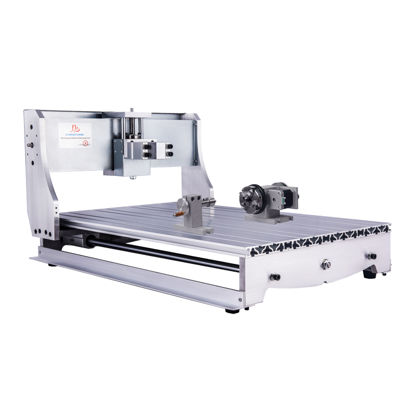 Mini Frame 6040 Of Engraver Milling Machine For DIY Cnc Router